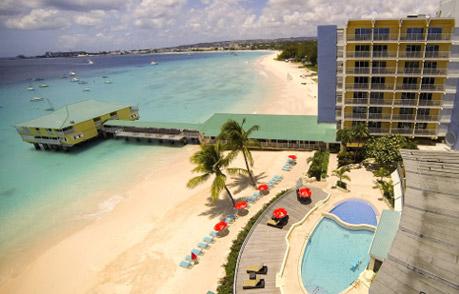 Raddison Aquatica Resort, Bridgetown