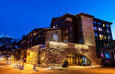 Hotel L'Aigle Neiges – Val d'Isere