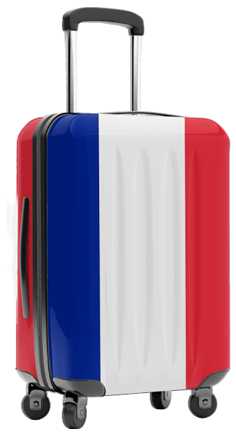 France Luggage Delivery