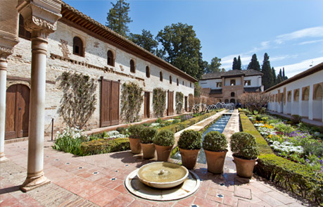 The Alhambra and Generalife Gardens – Granad