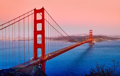 Golden Gate Bridge – San Francisco