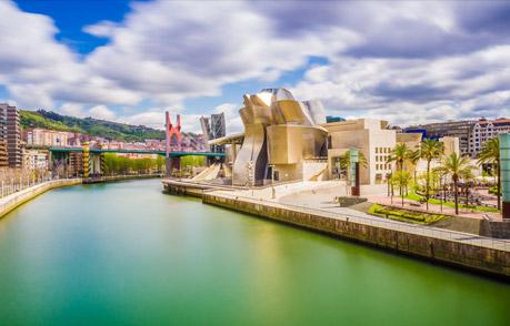 Guggenheim Museum – Bilbao