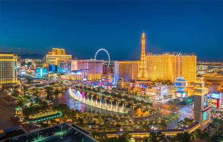 Las Vegas Strip – Las Vegas
