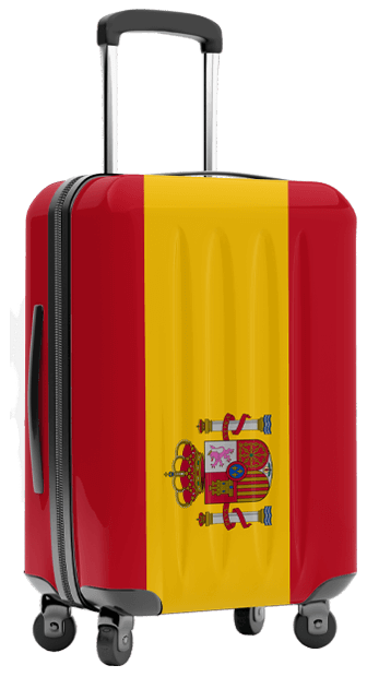 Spain luggage delivery