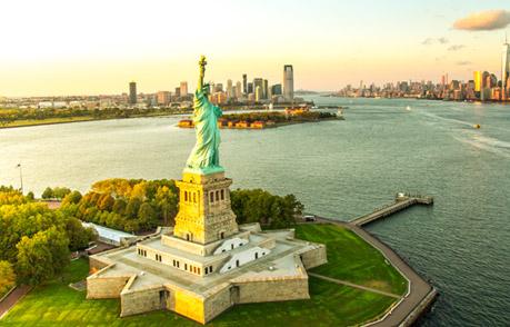 Statue of Liberty – New York