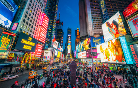 Times Square – New York