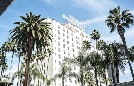 The Hollywood Roosevelt - Los Angeles