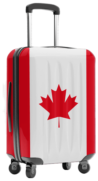 Luggage Delivery To Canada