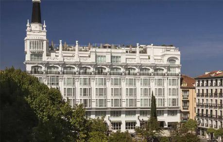 ME Madrid Reina Victoria - Madrid