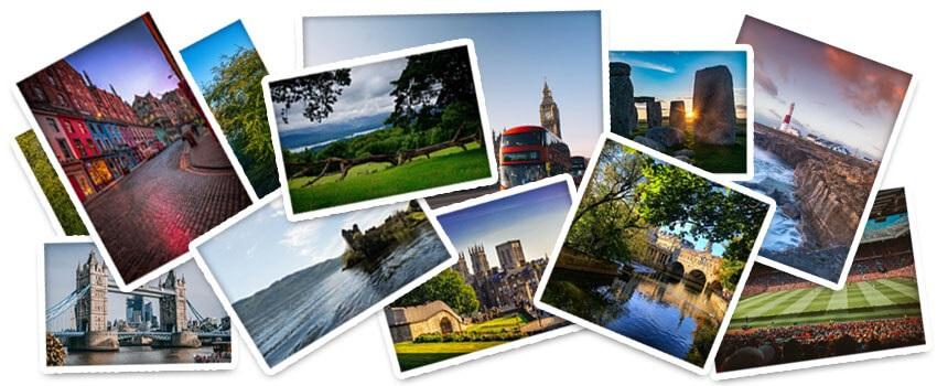 Top UK Destinations