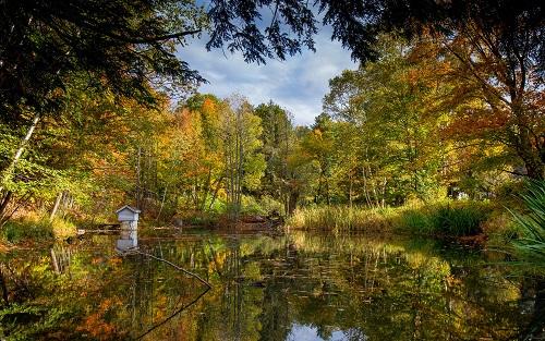 Lake Muskoka Ontario